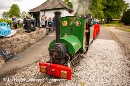 Strathaven Miniature Railway-9007