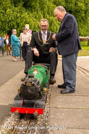 Strathaven Miniature Railway-9036