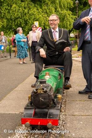 Strathaven Miniature Railway-9037