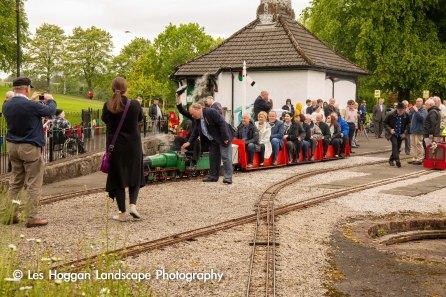 Strathaven Miniature Railway-9040