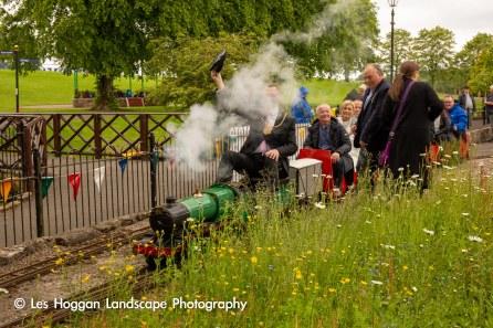 Strathaven Miniature Railway-9041