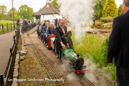Strathaven Miniature Railway-9046