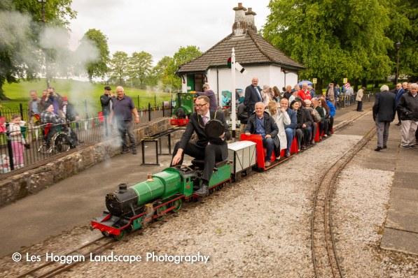 Strathaven Miniature Railway-9048