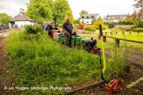 Strathaven Miniature Railway-9055
