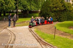 Strathaven Miniature Railway-9056